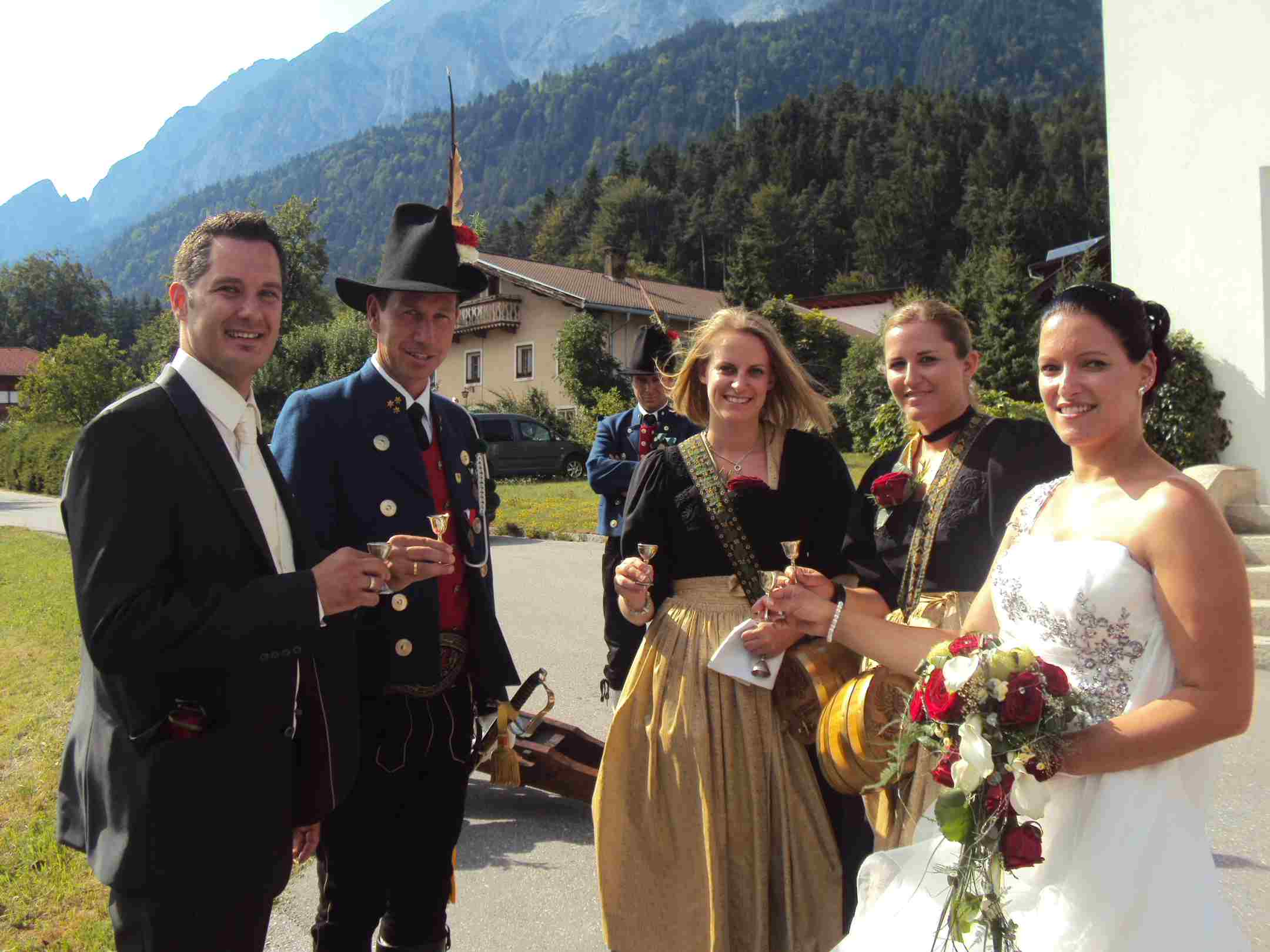 Hochzeit Gerry Carina